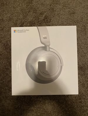 Microsoft Surface Headphones 🎧 | New, In the box for Sale in San Francisco, CA