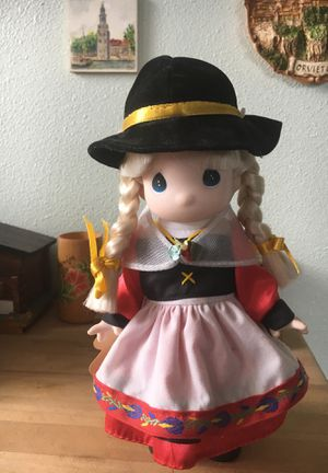 Precious moments German doll for Sale in San Diego, CA