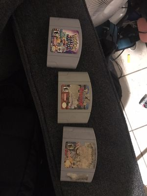 Ps2 ps3 ps4 n64 for Sale in Houston, TX