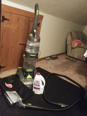 Shampooer for carpet hoover for Sale in Litchfield, MN