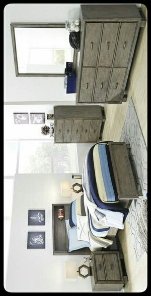 💤Ashley💤 Arnett Gray Youth Bookcase Bedroom Set for Sale in Washington, DC