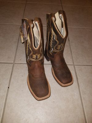 Kid's Leather Cowgirl Boots for Sale in Lutz, FL