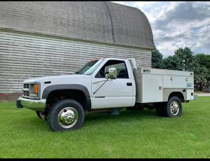 1999 chevy 3500 brushtruck for Sale in Morris, IL