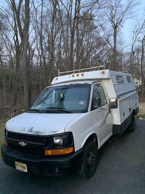 2003 Chevy Express 3500 (Cutaway van) **transmission leak** for Sale in East Brunswick, NJ