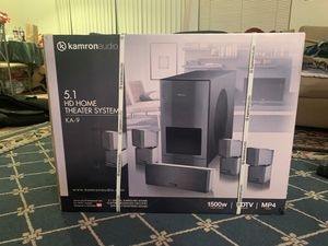 HD Home theater audio system for Sale in Bellevue, WA