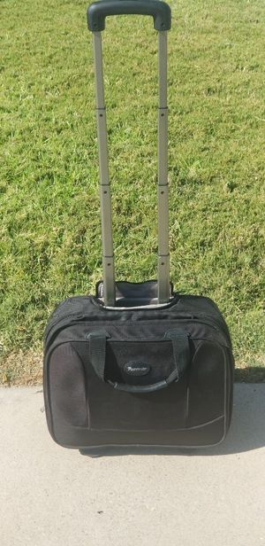 Pathfinder travel bag rolling briefcase for Sale in Covina, CA