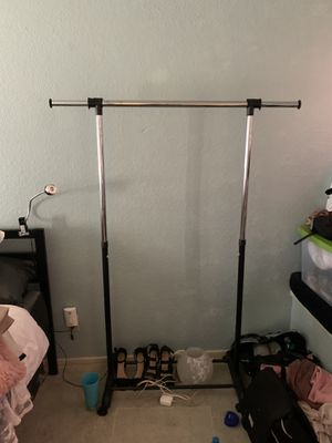 Closet/metal hanging organizer for Sale in Rancho Cucamonga, CA