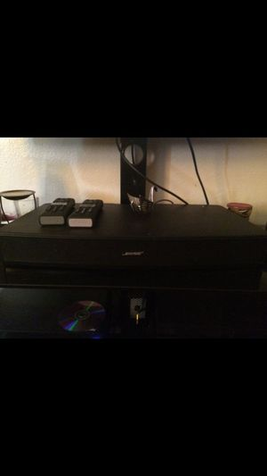 Bose Solo (Bose All in 1 surround sound w/woofer) for Sale in Coraopolis, PA
