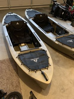 2020 Ascend H10 h10 Fishing Kayak for Sale in Stanwood,  WA
