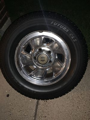 15 inch 5x5 ford for Sale in Mesquite, TX