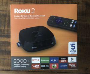 Roku 2 for Sale in Bellevue, WA