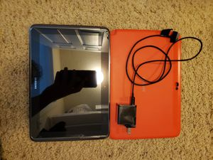 Samsung Galaxy Note tablet unlocked wifi plus celluar/Simcard included charger and case for Sale in Falls Church, VA