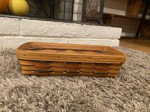 Longaberger Bread Basket for Sale in Hemet, CA