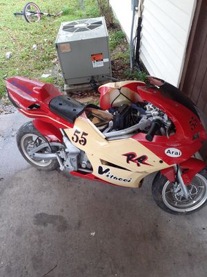 Mini rocket pocket for Sale in Beaumont, TX