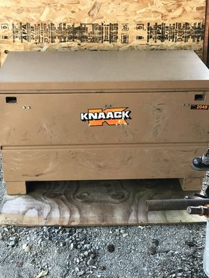 Knaack model 2048 classic storage chest for Sale in Salem, OR