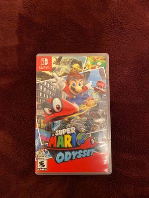 Super mario odyssey for Sale in San Diego, CA