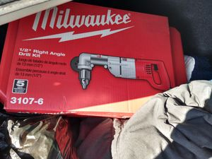 Milwaukee Drill Kit for Sale in Springfield, VA