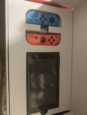 Nintendo switch new for Sale in Phoenix, AZ
