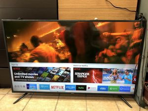 60 inch sumsung smart for Sale in Philadelphia, PA