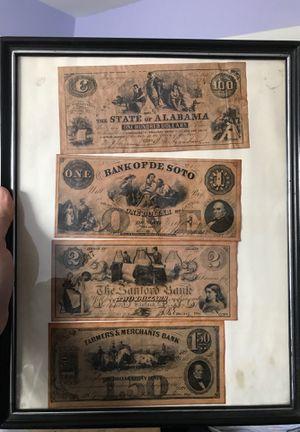 Antique dollar bills for Sale in Alexandria, VA