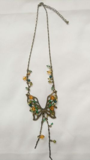 Women's Multi-Color Butterfly Necklace for Sale in Takoma Park, MD