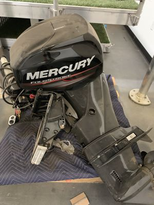 Mercury 40 hp outboard motor brand new 0 hours for Sale in Chandler, AZ