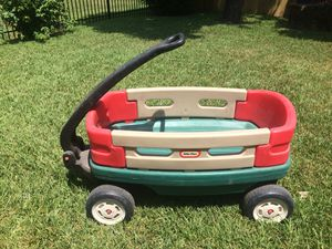 Lil Tikes deluxe ride n relax wagon for Sale in Houston, TX
