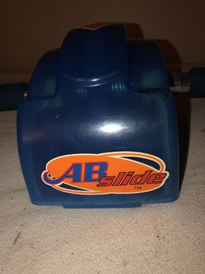 Ab slide work out tool for Sale for sale  Brooklyn, NY