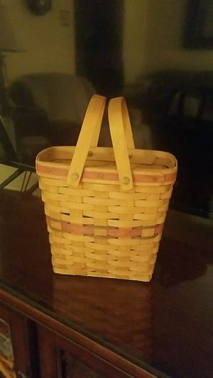 Longaberger basket for Sale in St. Louis, MO
