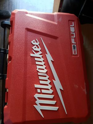 Milwaukee M18 Fuel 2 tool combo kit for Sale in Fresno, CA