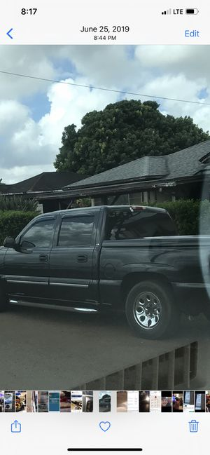 2005 Chevy Silverado 2wd for Sale in Wahiawa, HI