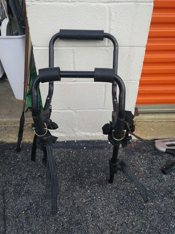 Bike rack hold 3 bikes