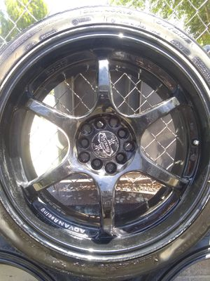 """18"""" VERSANTE RIMS for Sale in March Air Reserve Base, CA"""