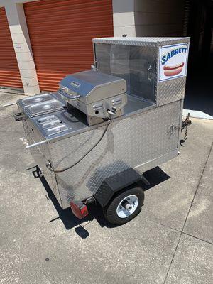 Hot dog cart for Sale in Longwood, FL