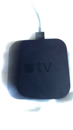 Apple TV (3rd generation) for Sale in Washington, DC