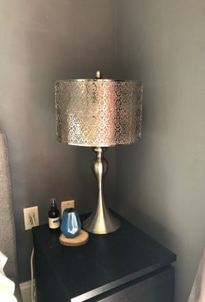 Matching side table lamps (2) for Sale in Arlington, VA