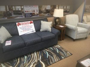 Custom Sofa and Recliner for Sale in Hermitage, PA