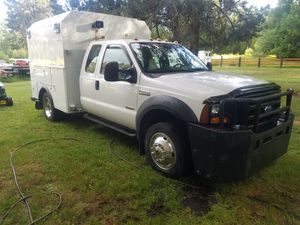 2006 Ford F450 4x4 Powerstroke Diesel bullet proofed 6.0 for Sale in Olympia, WA