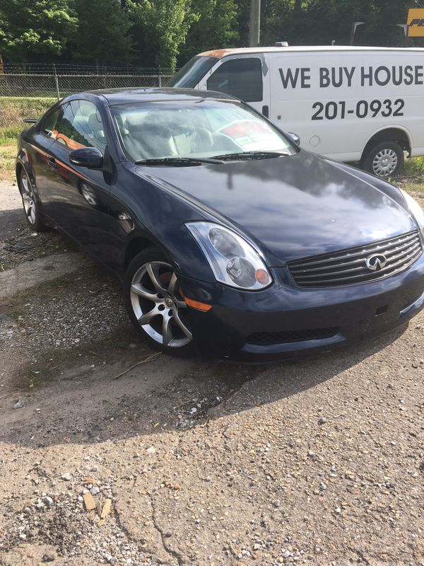 Used Car Dealerships Knoxville Tn >> 06 infinity G35 5 speed for Sale in Knoxville, TN - OfferUp