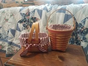 Longaberger baskets for Sale in Gibsonton, FL