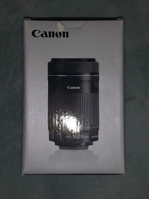 Canon Camera Lens Brand New With Box for Sale in Gaithersburg, MD
