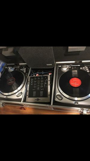 Need to sell asap dj equipment for Sale in Pasadena, CA