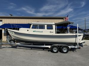 2006 C-Dory 22 Cruiser Pilot w/ 2015 Yamaha F115 for Sale in Crystal River, FL