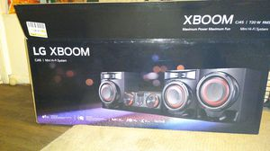 Lg x boom for Sale in Kansas City, MO