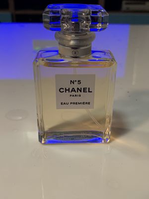 No5 CHANEL Paris EAU Premiere perfume 1.2 oz for Sale in Torrance, CA