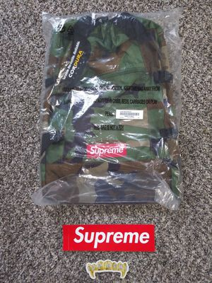Supreme SS19 Woodland Camo Tote Backpack DS w/Tags for Sale in Farmington Hills, MI