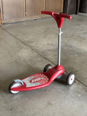 Radio Flyer Scooter for Sale in Crystal Lake, IL