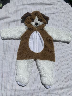 Size 12 months baby boys puppy dog Halloween costume for Sale in Painesville, OH