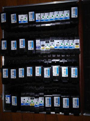 HP printer cartridges. Never used 480 best offer for Sale in Manassas, VA