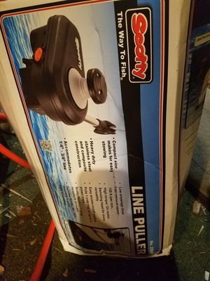Scotty crab pot puller. Brand new. for Sale in Mountlake Terrace, WA